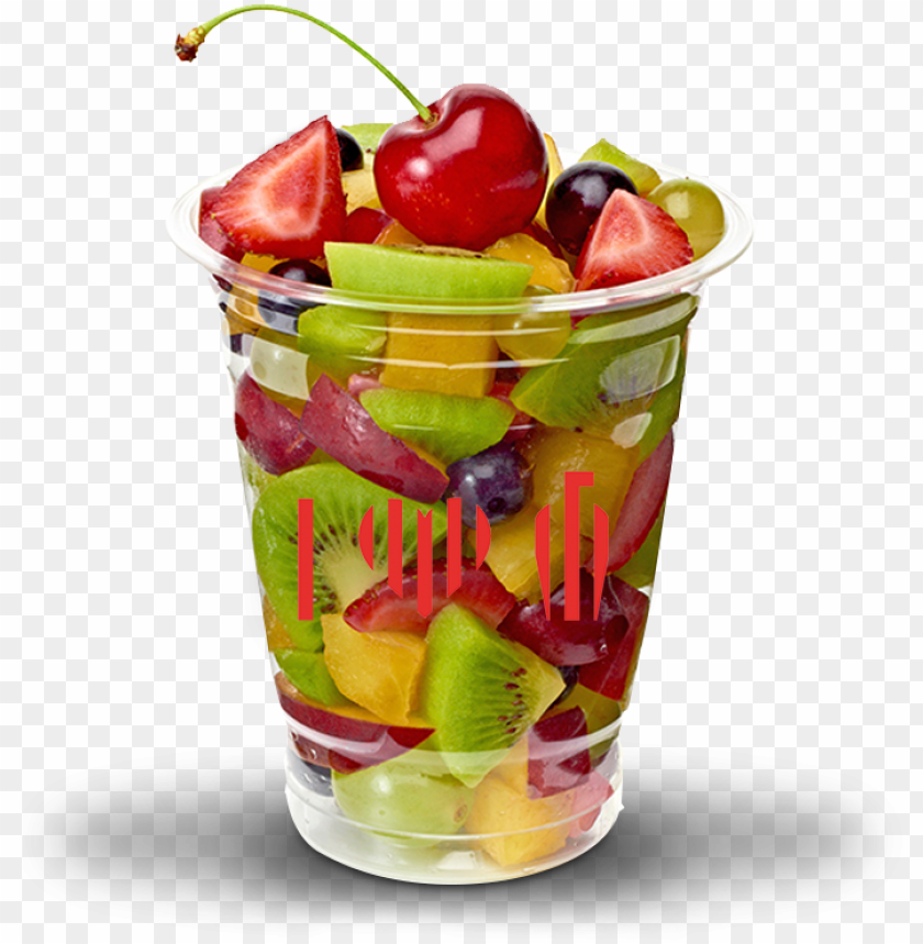 free PNG fruit cup png jpg stock - fruit salad in plastic cups PNG image with transparent background PNG images transparent