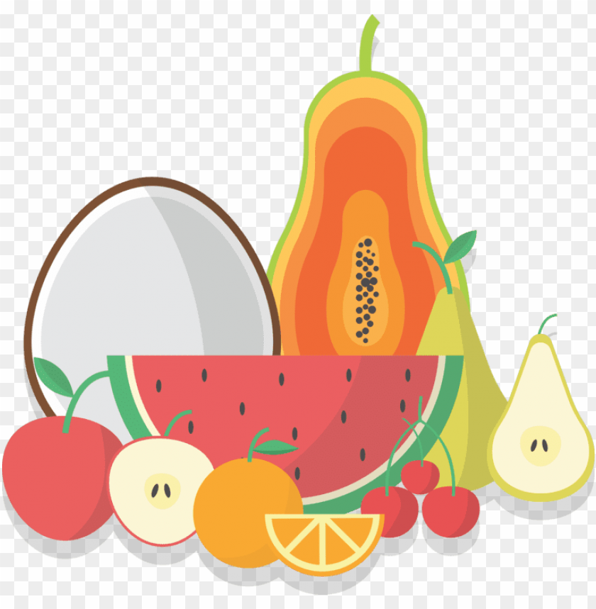 free PNG fruit food pyramid watermelon child - fruit PNG image with transparent background PNG images transparent