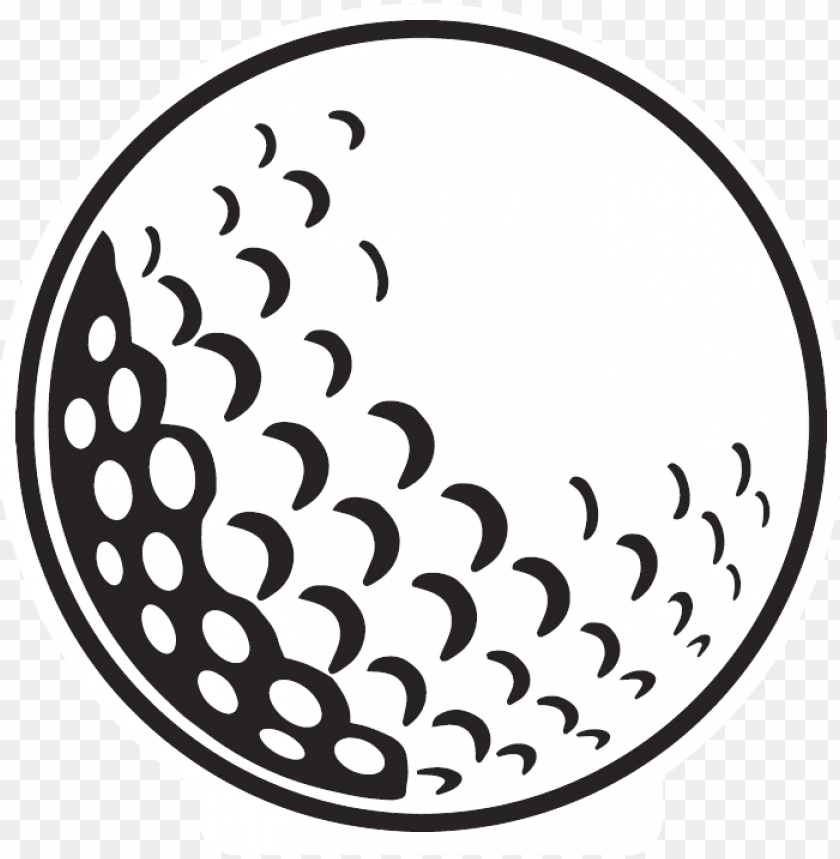 free PNG fs-4242 golf ball - golf ball clipart PNG image with transparent background PNG images transparent
