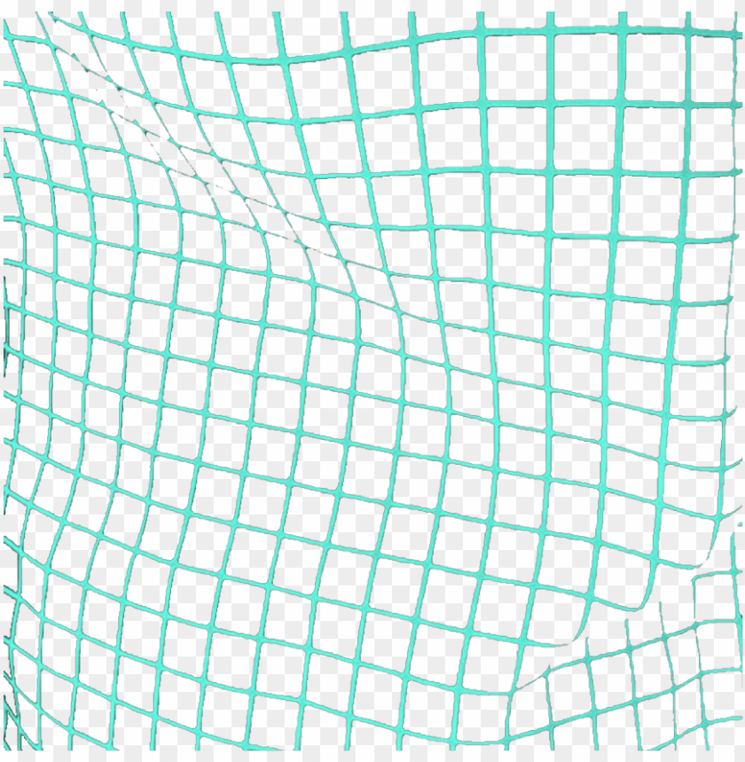 Ftestickers Overlay Lines Grid Perspective Teal Green Aesthetic