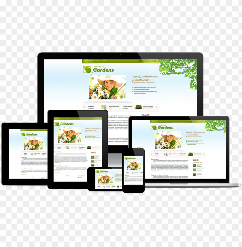 free PNG full force web development - html responsive website desi PNG image with transparent background PNG images transparent