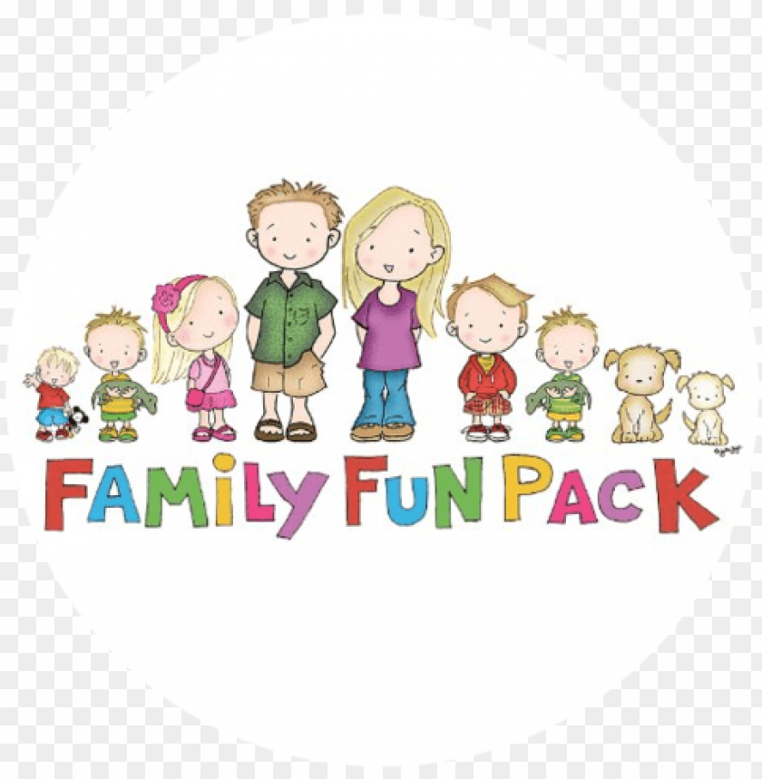 free PNG fun pack treats for kids batterypop presents - family fun pack cartoo PNG image with transparent background PNG images transparent
