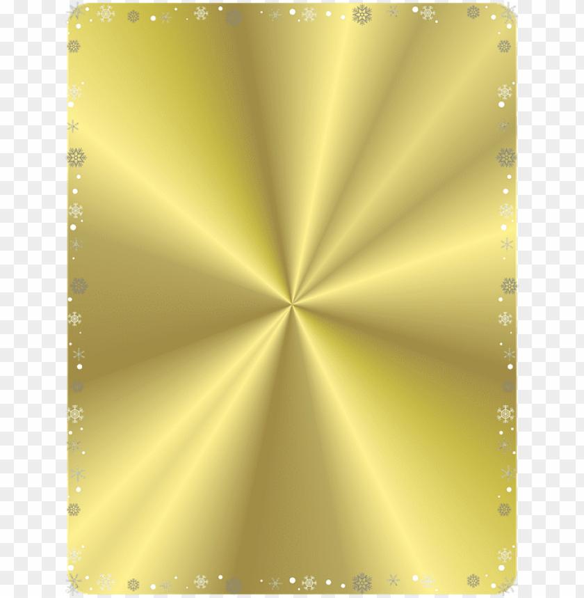 Fundo De Natal Dourado Png Image With Transparent Background