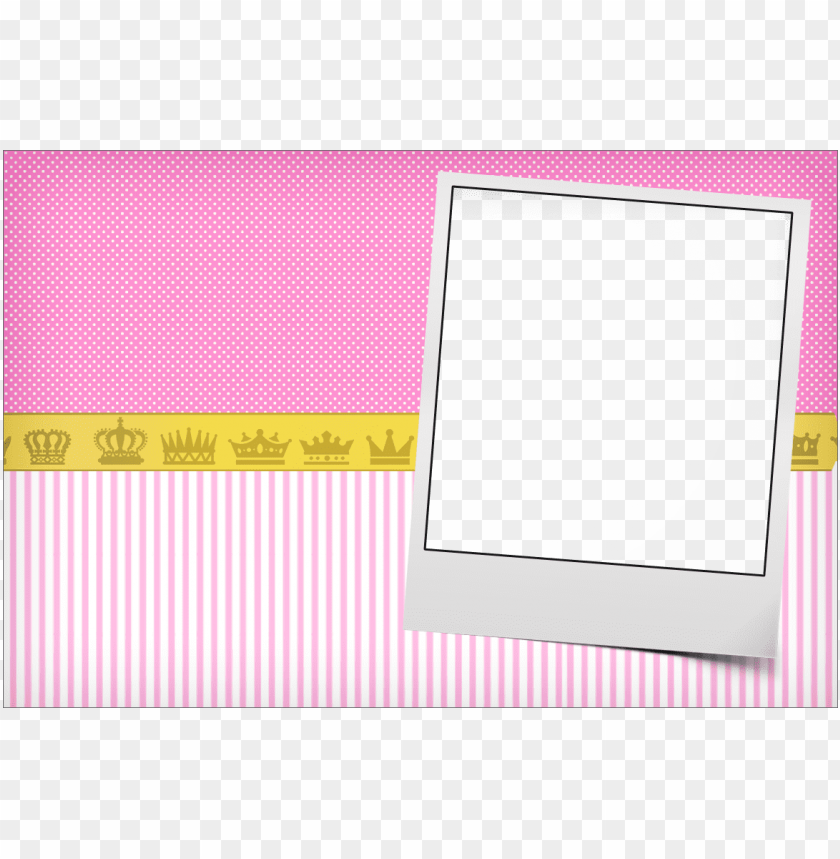 free PNG fundo rosa princesa png - moldura coroa princesa PNG image with transparent background PNG images transparent