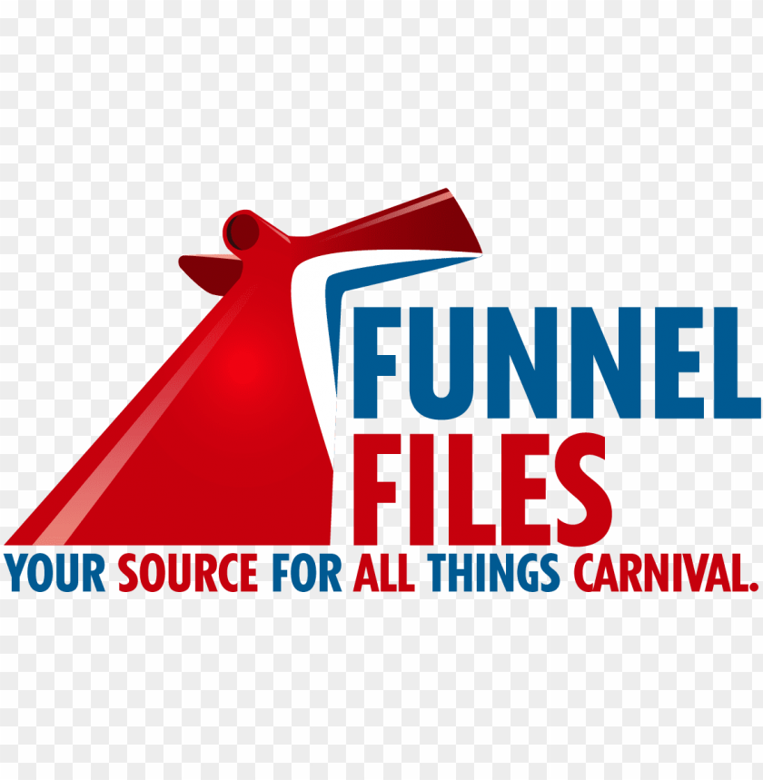 free PNG funnel files is - carnival cruise funnel logo PNG image with transparent background PNG images transparent