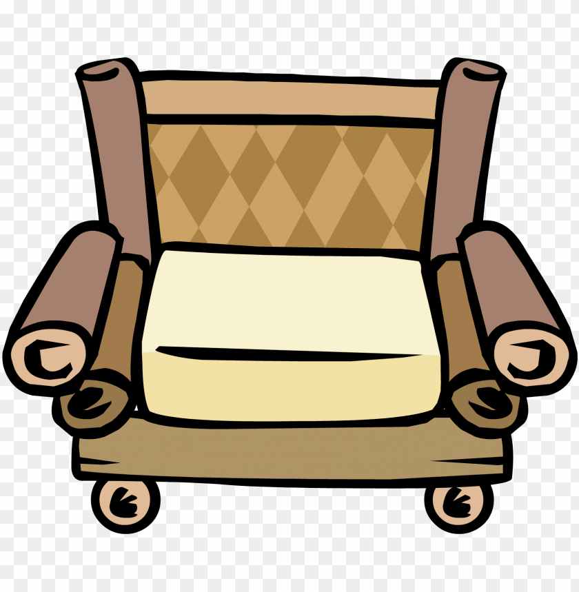 free PNG furniture club penguin chair PNG image with transparent background PNG images transparent