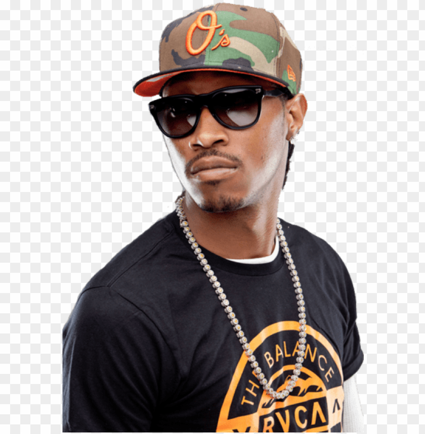 free PNG future rapper png - rapper future diamond necklace PNG image with transparent background PNG images transparent