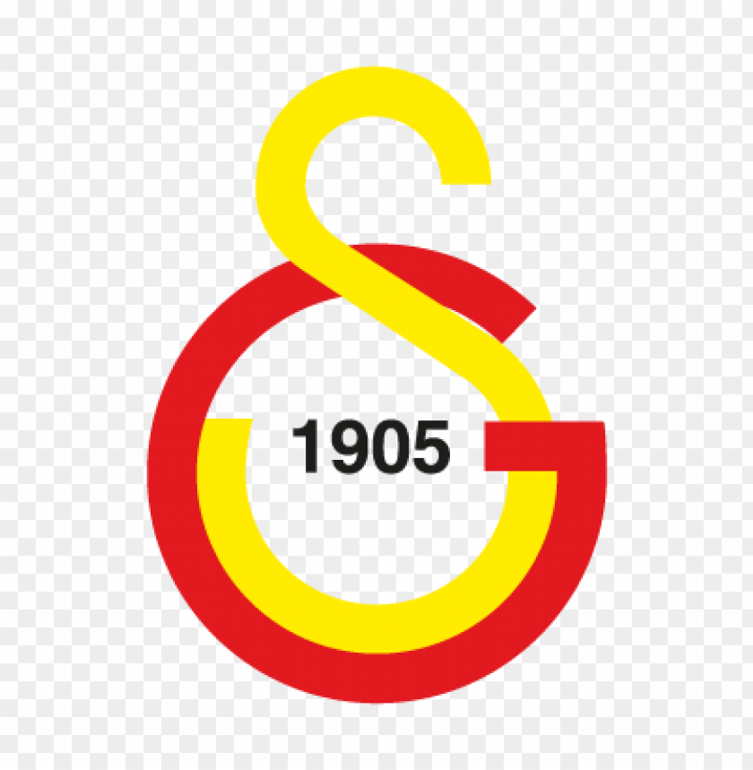 free PNG galatasaray sk club logo vector free PNG images transparent