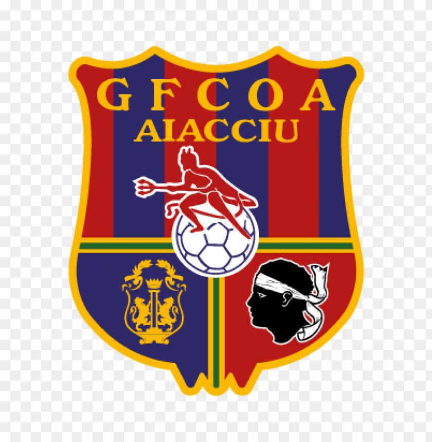 free PNG gazelec fc olympique ajaccio vector logo PNG images transparent