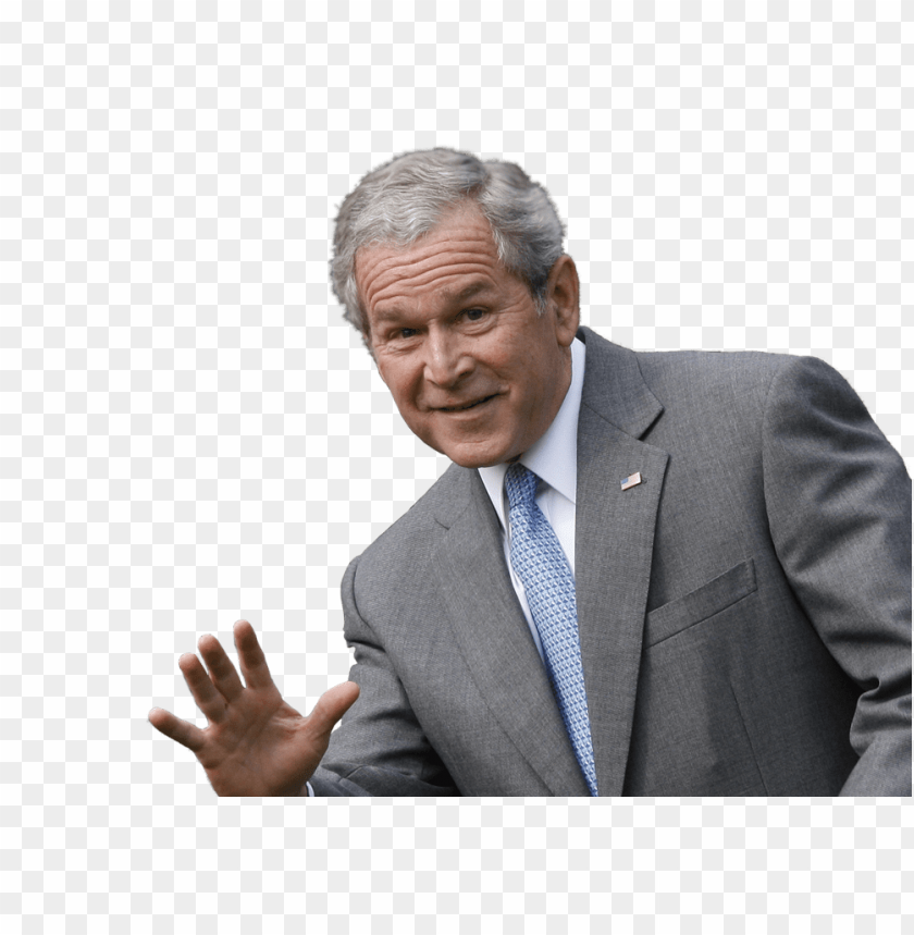 free PNG george bush png - Free PNG Images PNG images transparent