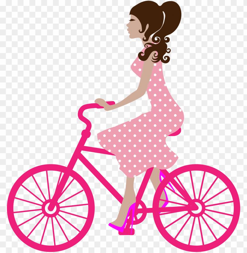 free PNG girl biking PNG image with transparent background PNG images transparent