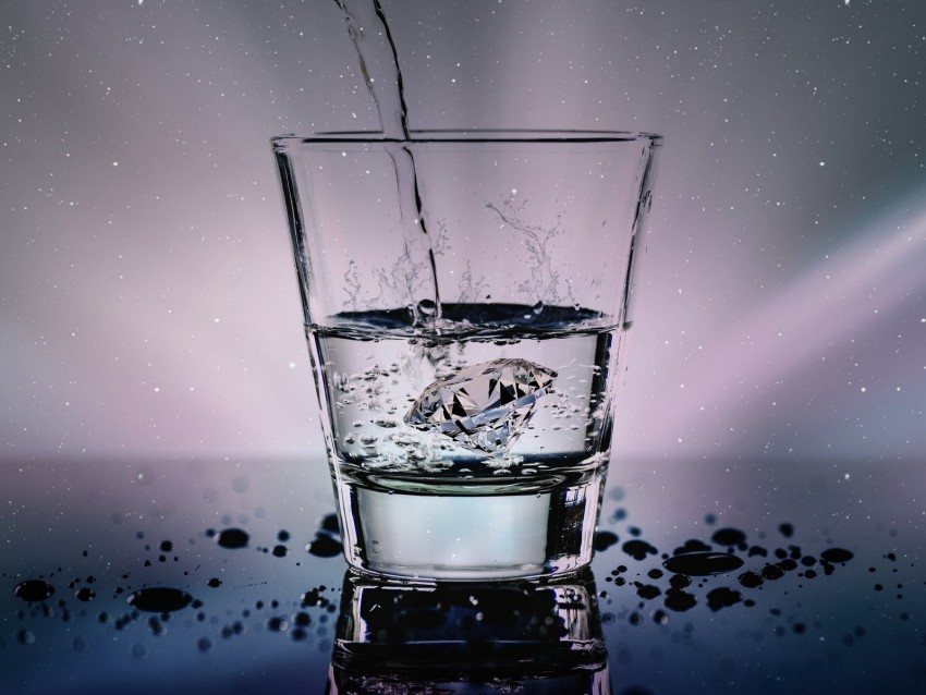 free PNG glass, water, diamond, pour, spray background PNG images transparent