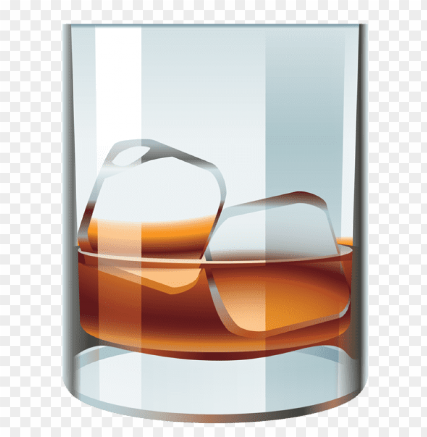 free PNG Download glass with whiskey and ice png vector png images background PNG images transparent