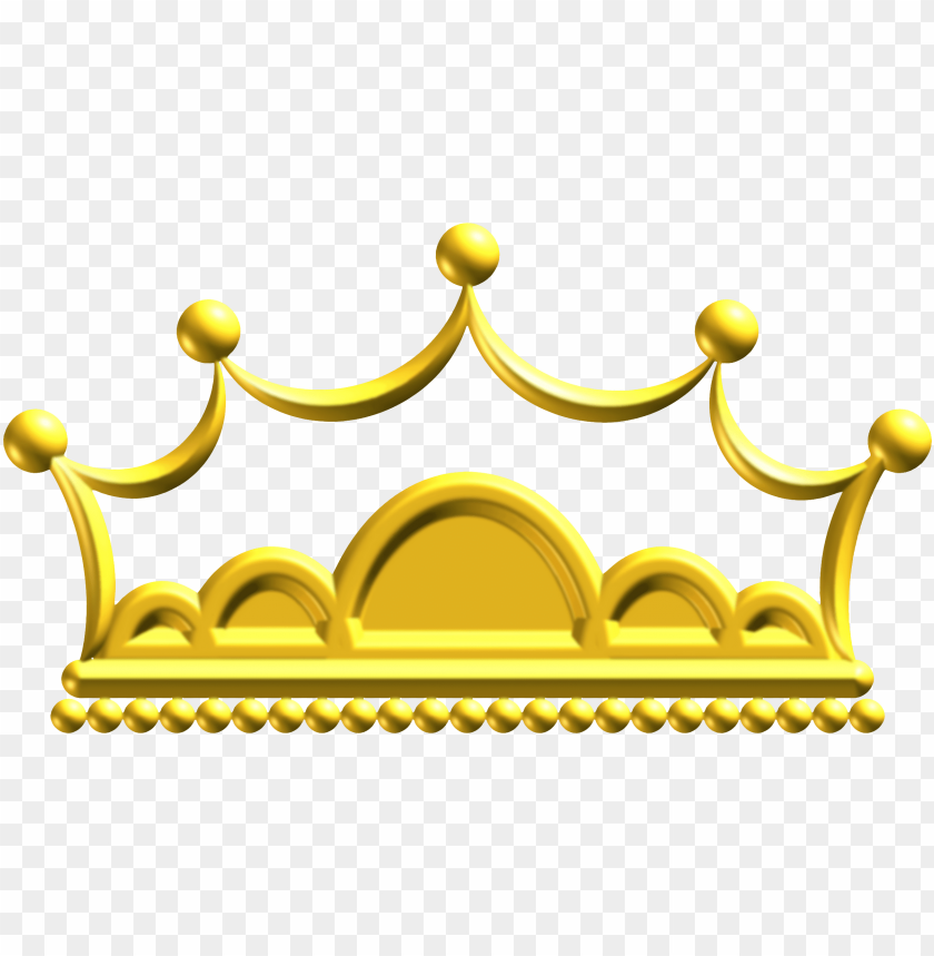 free PNG gold crown  transparent PNG image with transparent background PNG images transparent