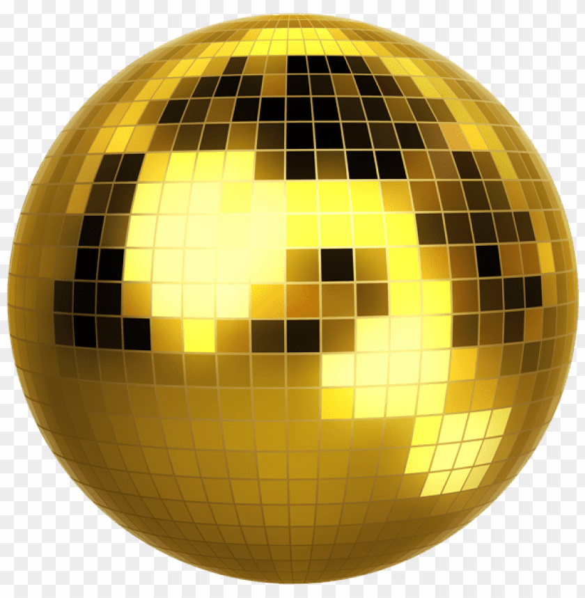 free PNG Download gold disco ball png images background PNG images transparent