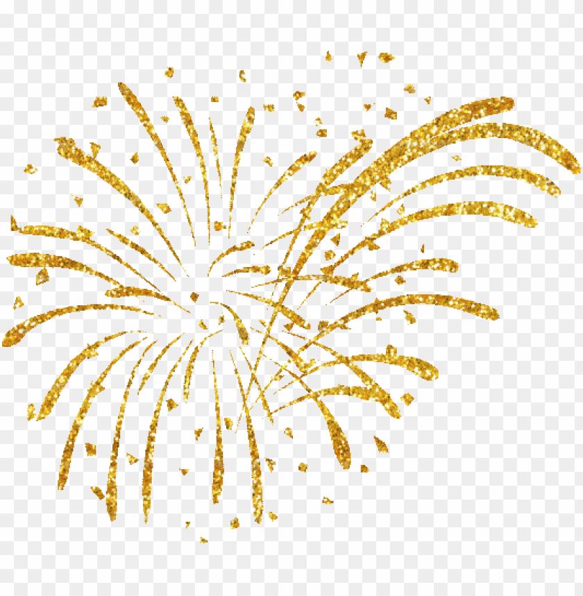 Blue, Golden, Red Celebration Firework (Grafik) von TasiPas · Creative  Fabrica