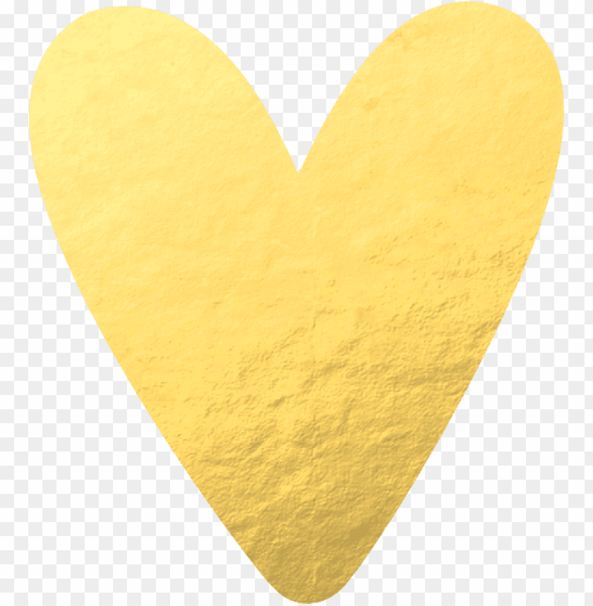 free PNG gold foil heart PNG image with transparent background PNG images transparent