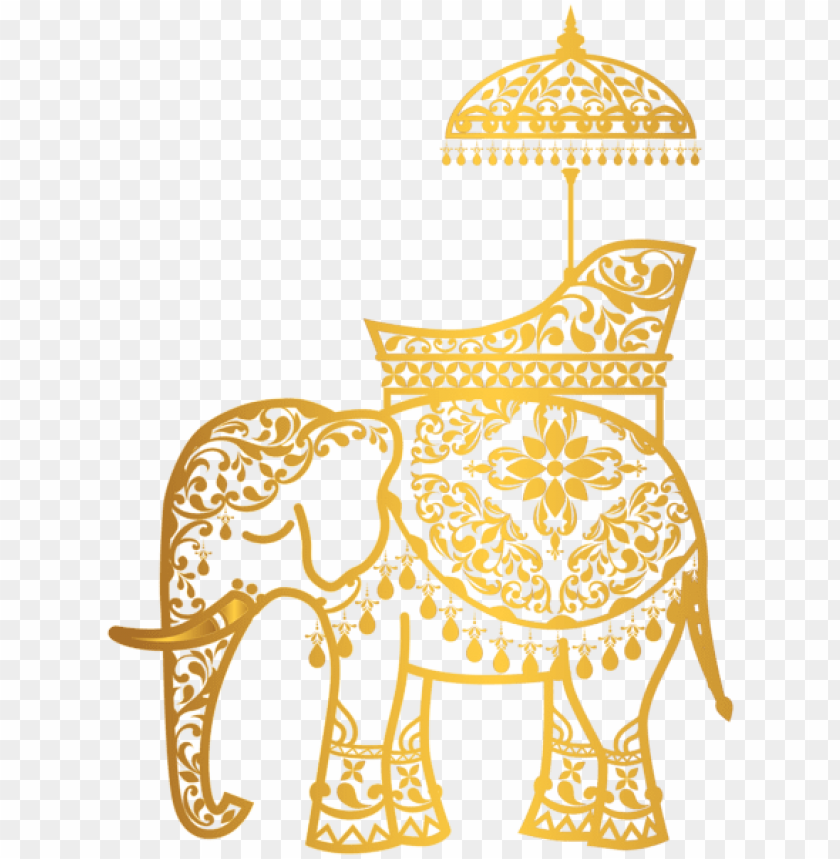 Download Gold Indian Elephant Clipart Png Photo Toppng There are 89 gold elephant png for sale on etsy, and they cost $3.86 on average. gold indian elephant clipart png photo