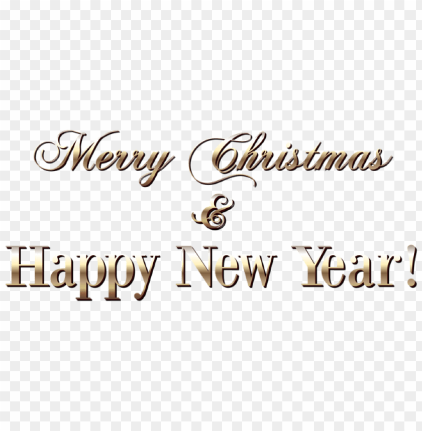 free PNG gold merry christmas text style PNG Images PNG images transparent