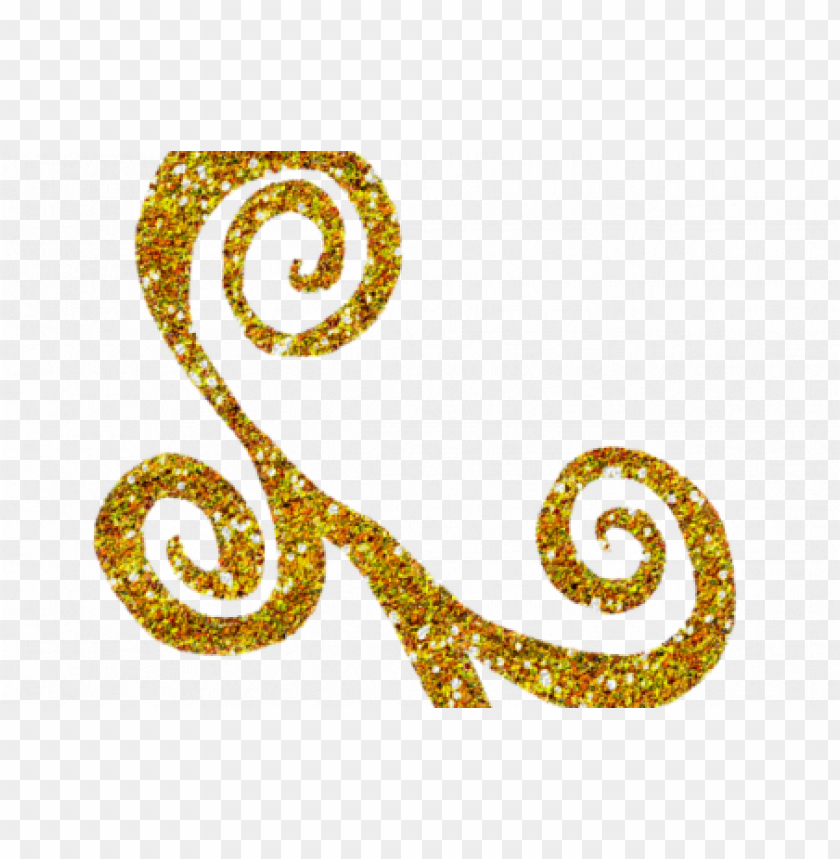 free PNG gold swirl PNG image with transparent background PNG images transparent