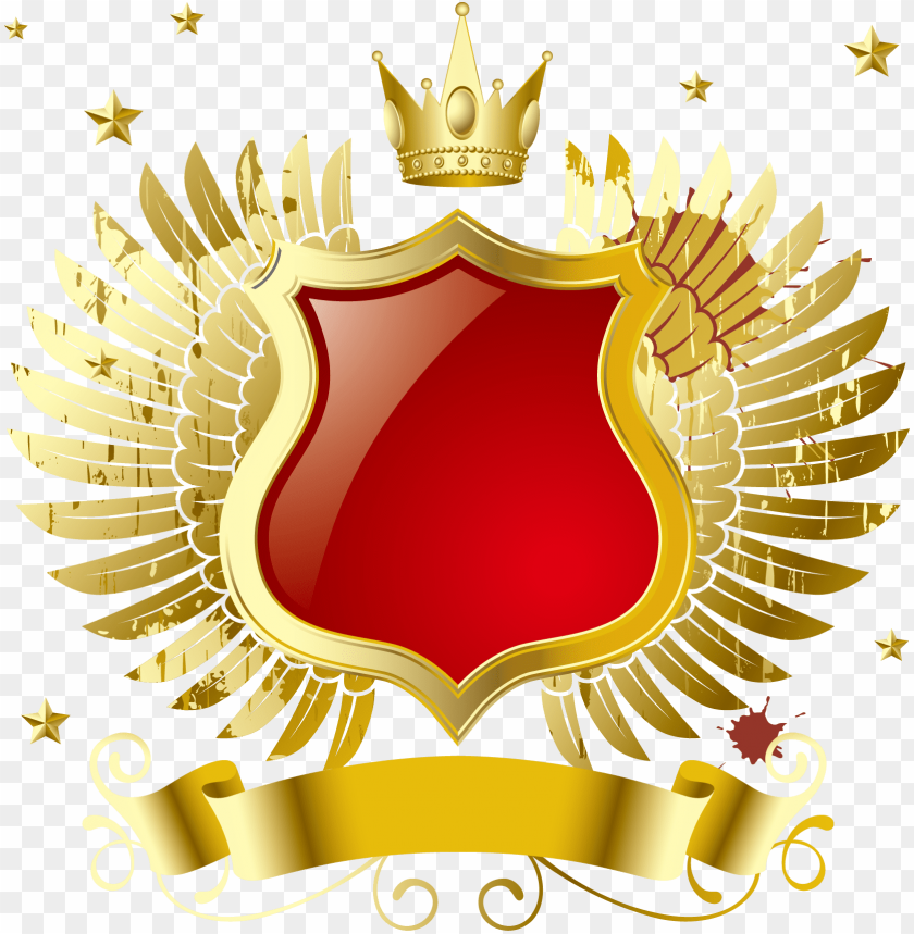 free PNG golden crown with wings PNG image with transparent background PNG images transparent