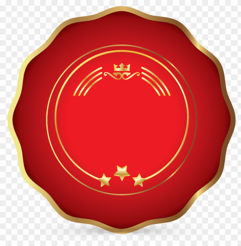 free PNG golden stamp circle PNG image with transparent background PNG images transparent
