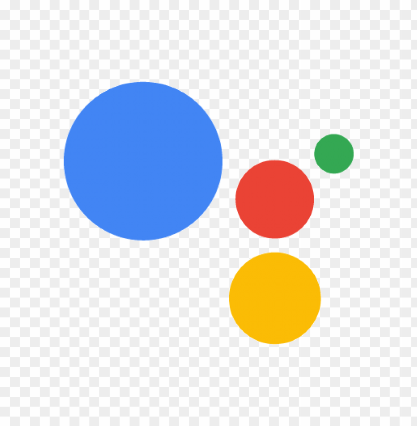 google assistant logo vector@toppng.com