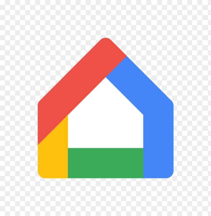 Google Home Logo Vector Toppng
