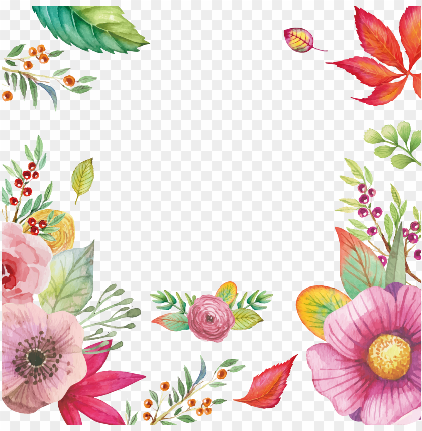free PNG graphic royalty freeflowerflowers - watercolor flowers vector png - Free PNG Images PNG images transparent