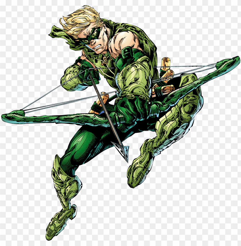 free PNG green arrow superhero PNG image with transparent background PNG images transparent