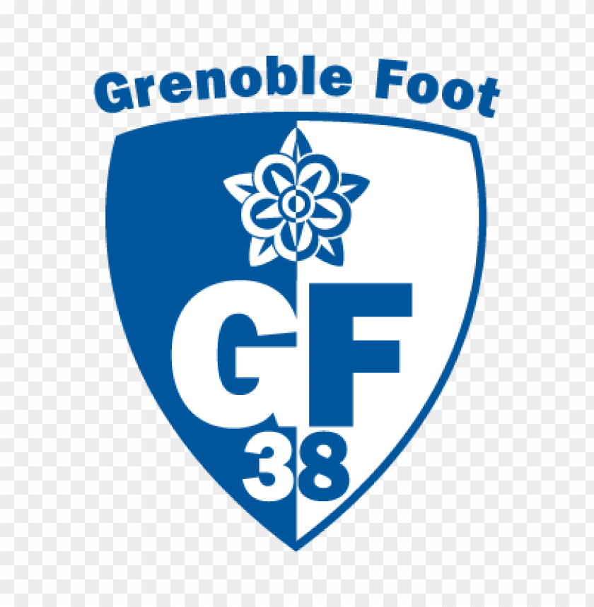 free PNG grenoble foot 38 vector logo PNG images transparent