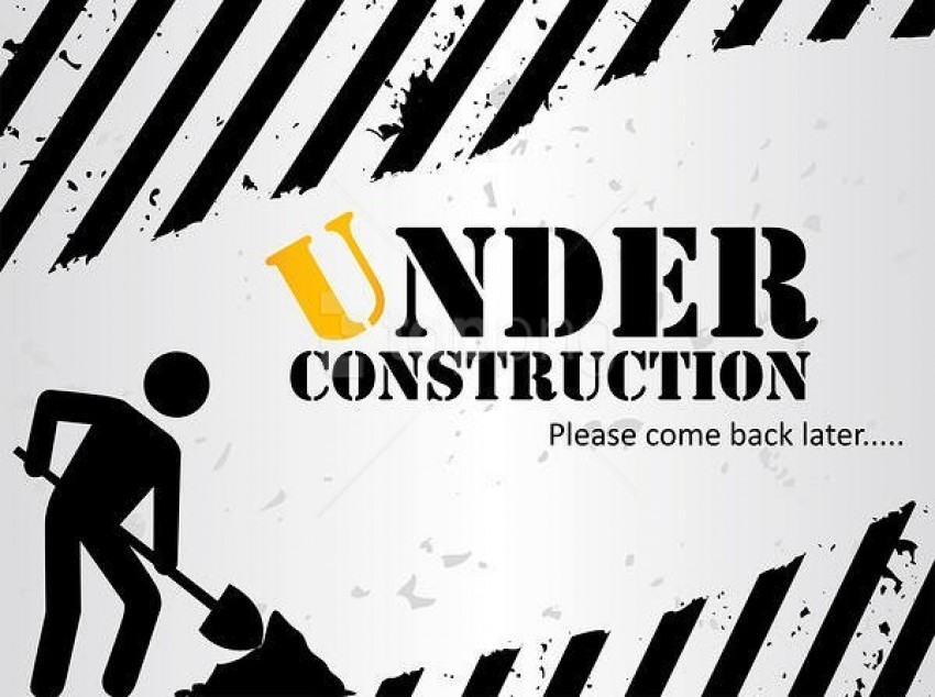 free PNG grey under construction background best stock photos PNG images transparent