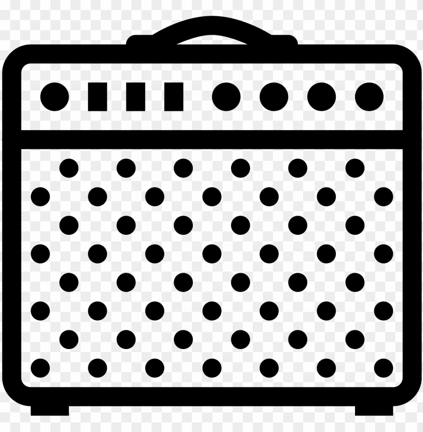 free PNG guitar icon free- guitar amp icon png - Free PNG Images PNG images transparent
