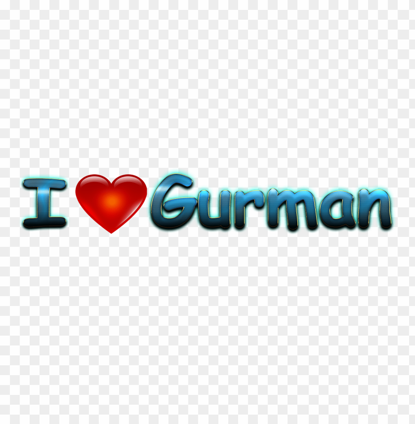 Download gurman love name heart design png png images background@toppng.com