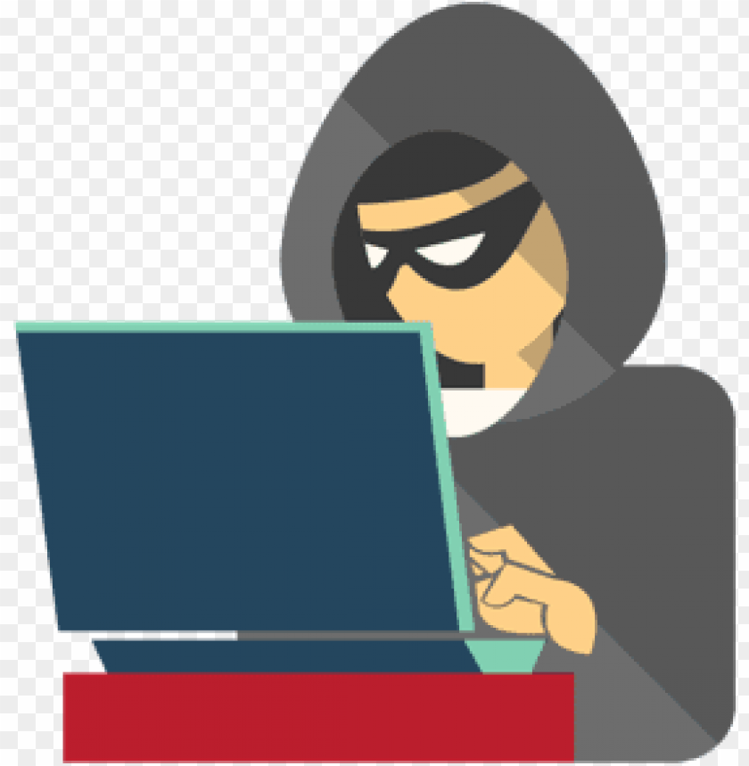 hacker vector PNG image with transparent background@toppng.com