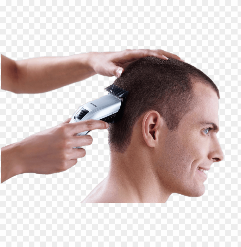 Download Hair Cutting With Clipper Png Images Background Toppng