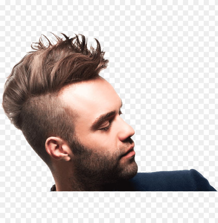 free PNG haircut png transparent image - hair cut men PNG image with transparent background PNG images transparent
