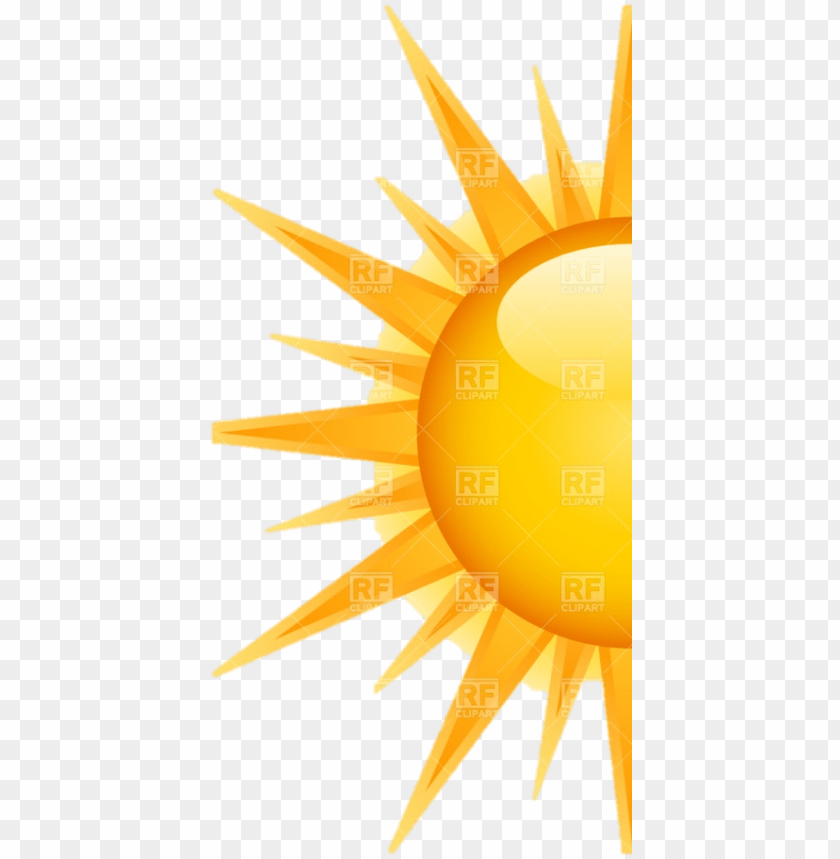 free PNG half sun graphic royalty free download transparent - half sun PNG image with transparent background PNG images transparent