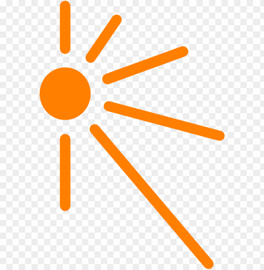 half sun png image - half sun vector PNG image with transparent background@toppng.com