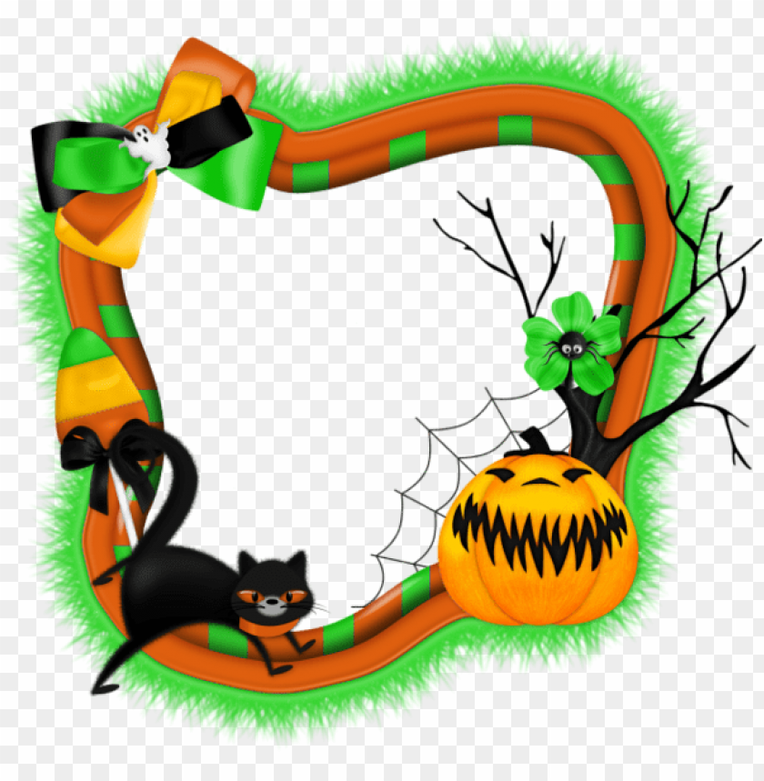 free PNG halloween 6, marcos halloween, halloween frames, halloween - halloween frames PNG image with transparent background PNG images transparent