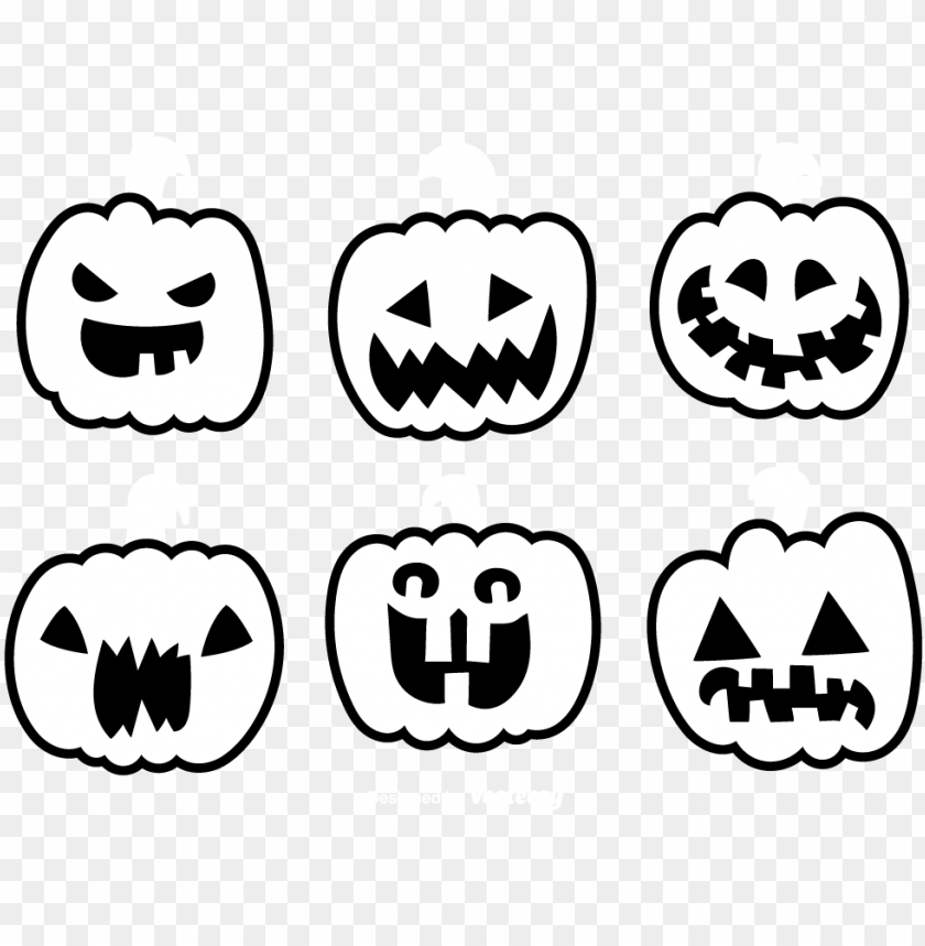 free PNG halloween boo, happy halloween, pumpkin, buttercup - kids pumpkin faces PNG image with transparent background PNG images transparent