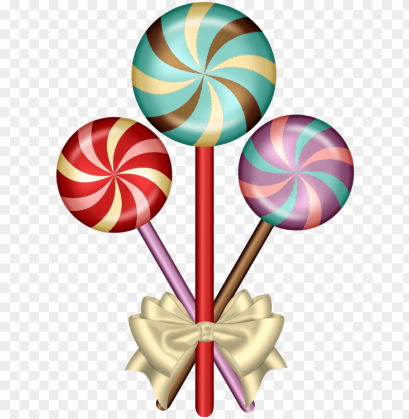 free PNG halloween clipart, halloween trick or treat, halloween - lollipop bunch clipart PNG image with transparent background PNG images transparent