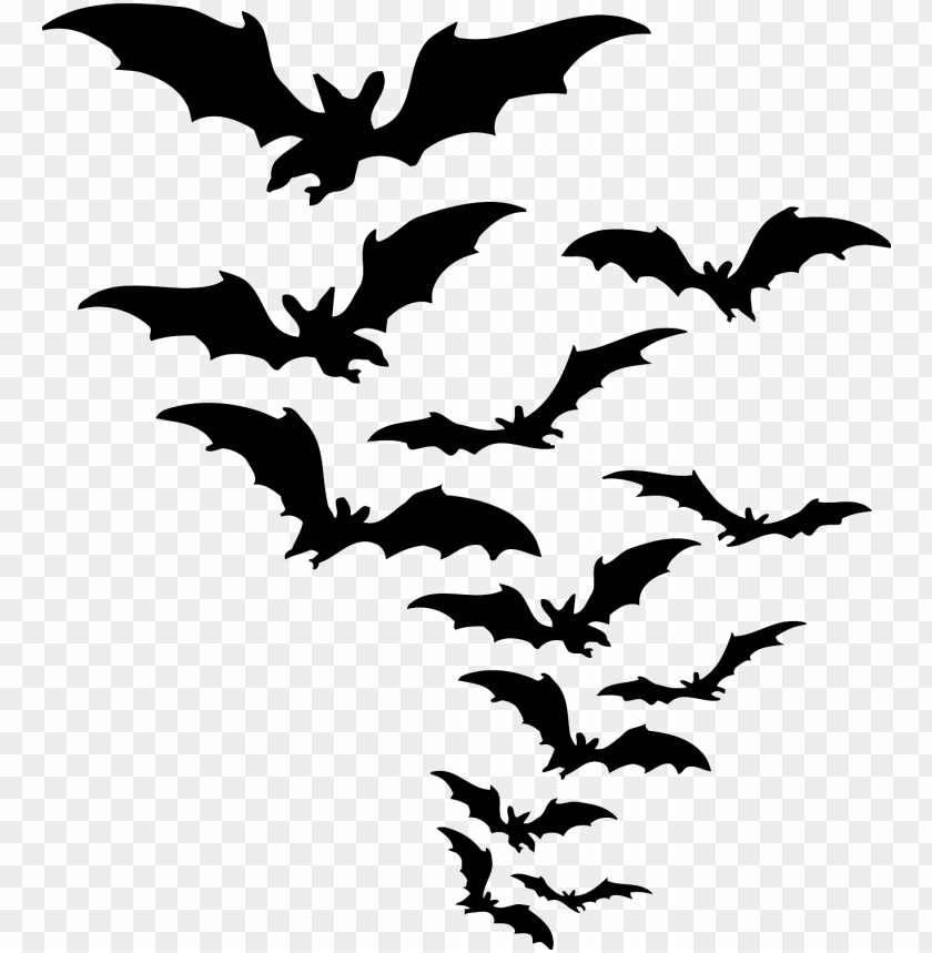 Halloween Clipart Transparent Bats Png Image With Transparent Background Toppng