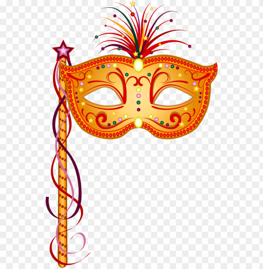 free PNG halloween masks, halloween clipart, mardi gras, clip - gold carnival masks png vectors PNG image with transparent background PNG images transparent