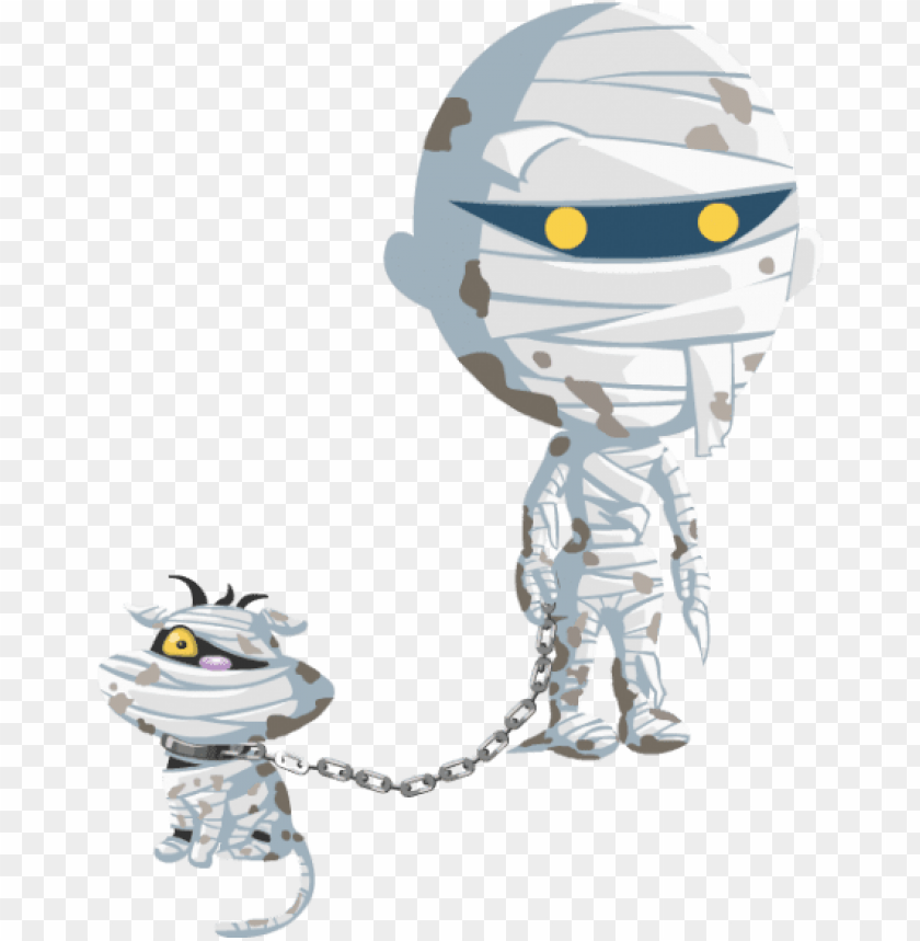 free PNG halloween mummy set png - Free PNG Images PNG images transparent