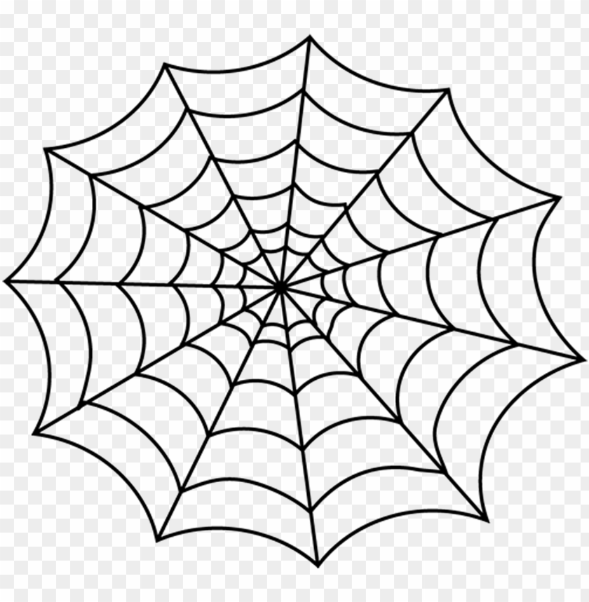 free PNG halloween spider web vector free png free download - spider web clipart black and white PNG image with transparent background PNG images transparent