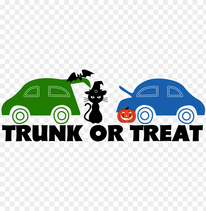free PNG halloween trunk or treat events PNG image with transparent background PNG images transparent