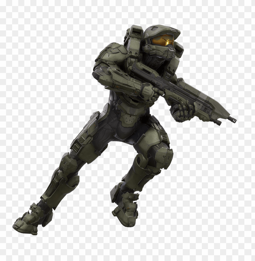 Halo 5 Master Chief Png Svg Royalty Free Library Master