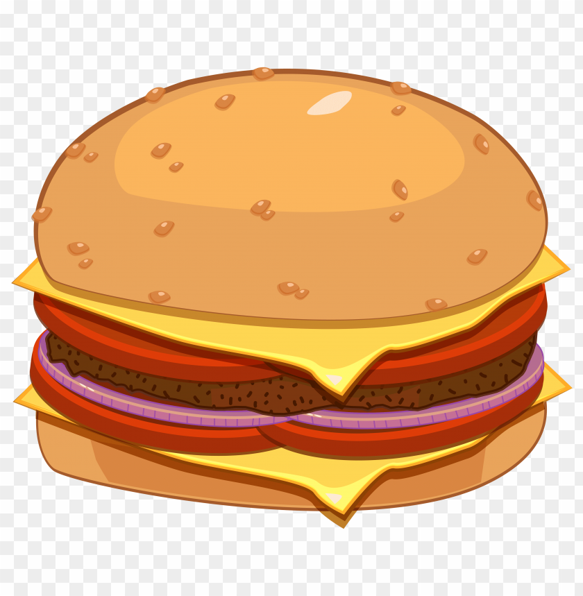free PNG Download hamburger clipart png photo   PNG images transparent