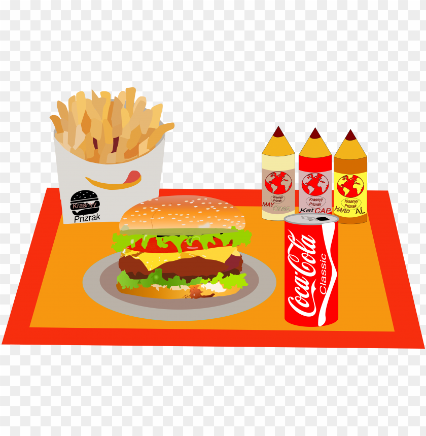 free PNG hamburger menu - french fries PNG image with transparent background PNG images transparent